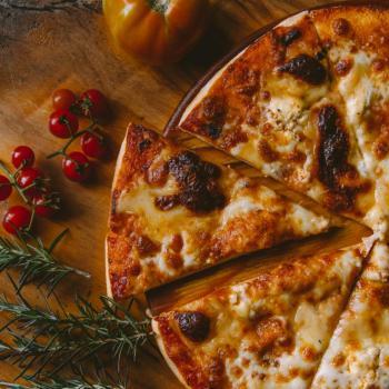 Pizza à partager Marseille- Santa Gusto