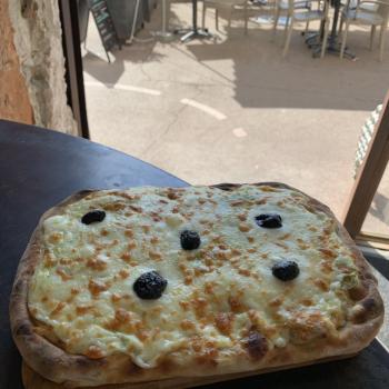 Pizza Romana - spécialité Santa Gusto