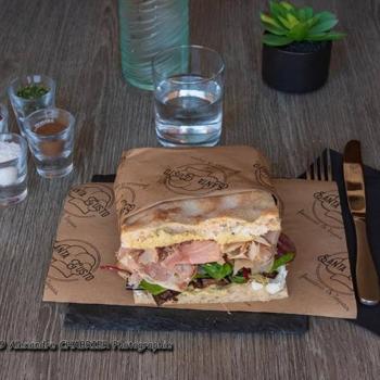 Le Concept de la sandwicherie...